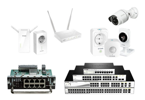 Aktive Netzwerkkomponenten