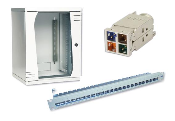 Multimediaverkabelungssysteme